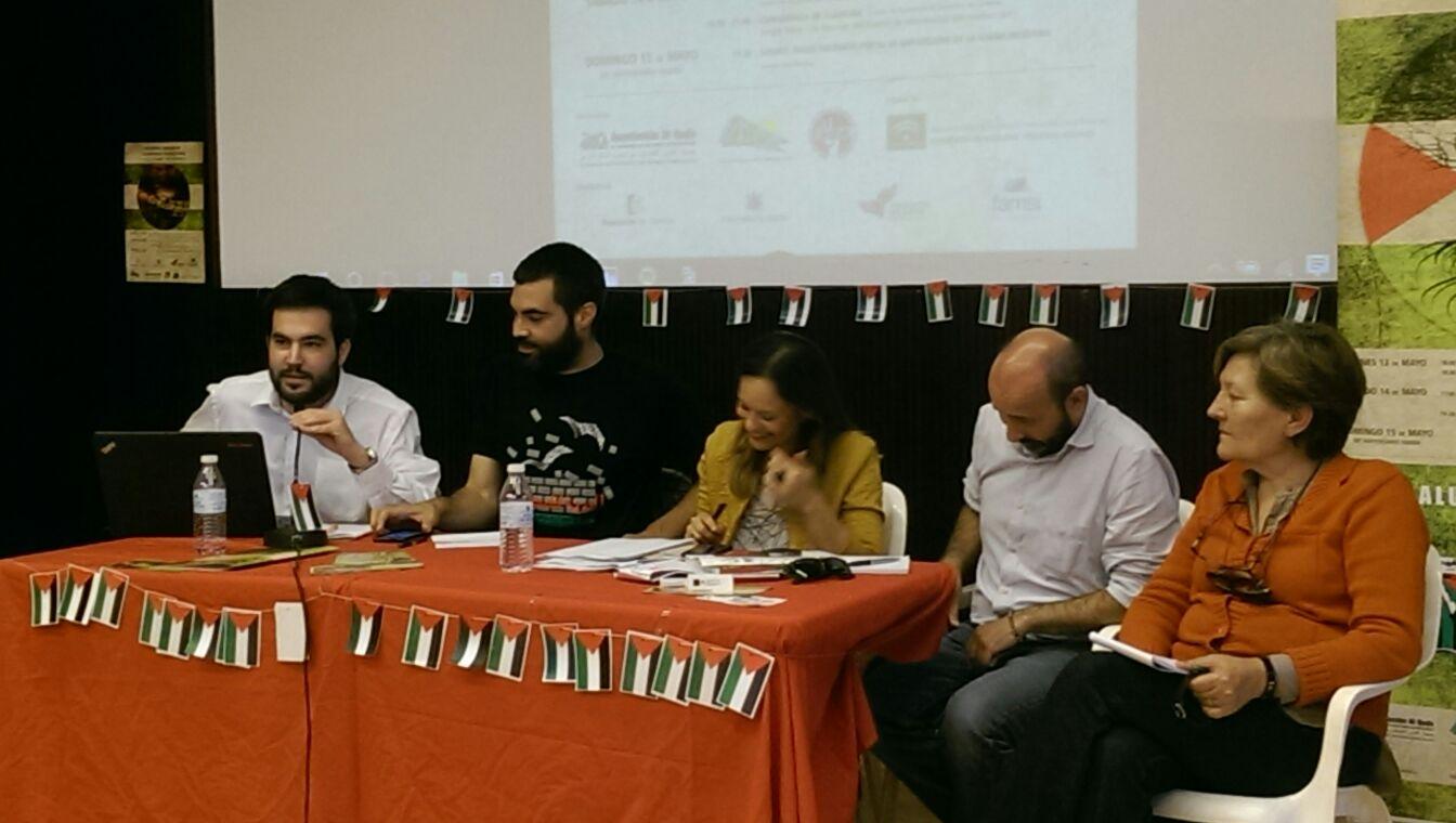 Foro Abogados participa en el Encuentro Andaluz de Solidaridad con Palestina